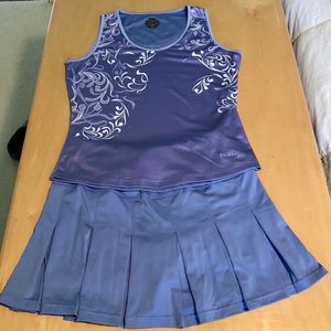 🎾 Bolle beautiful tennis outfit